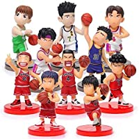 Slam Dunk anime 10 Figures Set Sakuragi Hanamichi