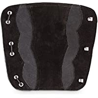 Bogenschießen Armschutz aus Echtleder für alle Bogenschützen als Schutzausrüstung