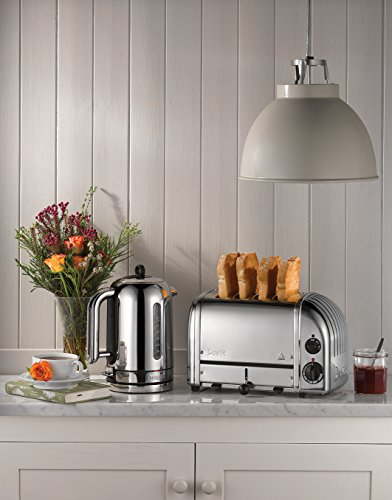 Dualit Classic Kettle 72815 – Polished Finish
