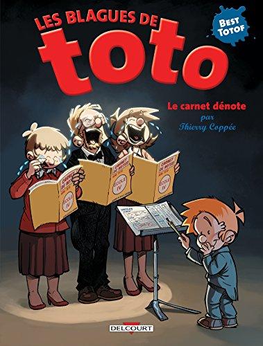 Les Blagues de Toto - HS - Le carnet dénote par Lorien
