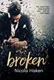 Front cover for the book Broken by Nicola Haken