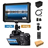 Schwarz Lilliput A7s-2 7-inch 1920x1200 HD IPS Screen 500cd/m2 Kamera Field Monitor Feldmonitor Feld monitor 4K HDMI Input output Video For DSLR Mirrorless Camera SONY A7 A7R A7S II A6500 NiKON