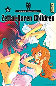Zettai Karen Children Edition simple Tome 33