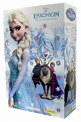 Panini 064568 - Adventskalender Disney Frozen Die Eiskönigin - völlig unverfroren, limitiert