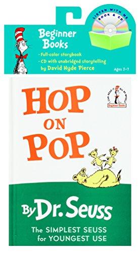 Hop on Pop Book & CD (Dr. Seuss) (Kinder Für Dr. Seuss)