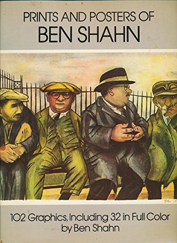 Prints and Posters of Ben Shahn by Ben Shahn