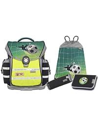 Mc Neill Schoolbag Set, Gelb/Grün (Green) - 9606147000