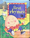 First Rhymes by Jill Harker (2000-08-01)