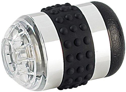 infactory Wasserhahnaufsatz: Wasserhahn-Aufsatz mit LED-Beleuchtung heiß/kalt (Leuchtender Wasserhahn)