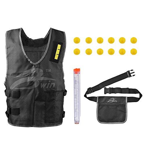 xcsource-sac-de-gilet-pack-magazine-recharge-12-ronds-pour-concours-jeux-de-combat-fusils-blaster-ne