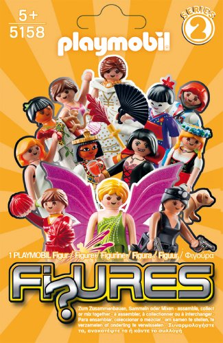 PLAYMOBIL 5158 - Figures Girls (Serie 2)