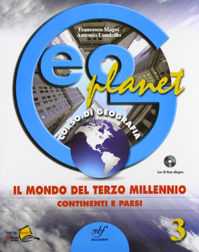 Geoplanet. Per la Scuola media. Con e-book. Con espansione online: 3