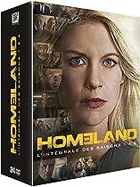 HOMELAND : SAISONS 1 À 6 - COFFRET 24 DVD