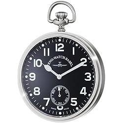 Zeno Watch Basel Herren-Armbanduhr XL Taschenuhr Analog Handaufzug 0 3533-a1-matt