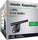 Rameder Komplettsatz, Dachträger Tema für OPEL Zafira Tourer C (118852-09717-7)