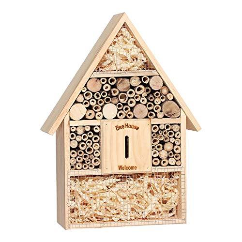 Ailihan Insetto casa Cortile Giardino Ecologico osservazione Insetto Inn Coccinella Erba Libellula flebotomi (ca. 29 * 9.5 * 39 cm)
