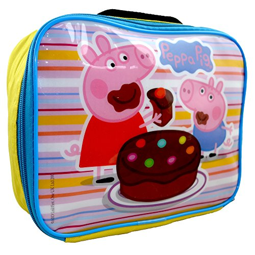 Peppa Pig cat-lb-10007Kühltasche Lunch Bag (Peppa Pig Lunch)