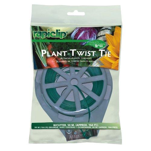 LUSTER LEAF INC - Plant Twist Tie, .04mm x 160-Ft.