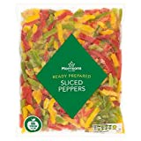Morrisons Sliced Mixed Peppers, 500g (Frozen)