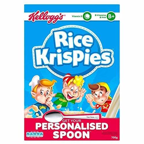 Kellogg's Rice Krispies 700g - Familienpackung