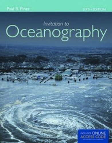 Pac: Invitation To Oceanograp by Pinet (2012) Paperback