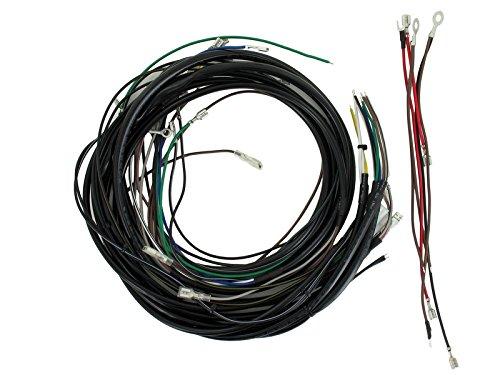 AKA - Set Completo Fascio di Cablaggio Elettrico
