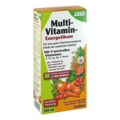 Multivitamin Energetikum 500 ml