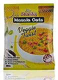 #9: Shanti's Masala Oats, 40 Grams (Set of 10)