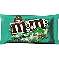 M&M Mint Dark Chocolate 1.50OZ (42.5g)
