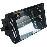 Karma Italiana Strobe 1000 Disque stroboscopique noir, intérieur et extérieur, 1000W, AC, 440mm