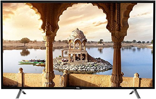 TCL 123 cm (49 inches) Full HD Smart LED TV L49P10FS