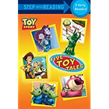 Five Toy Tales (Step Into Reading - Level 1 - Quality)