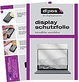 Microsoft Surface Laptop Schutzfolie - 2x dipos Displayschutzfolie Folie klar