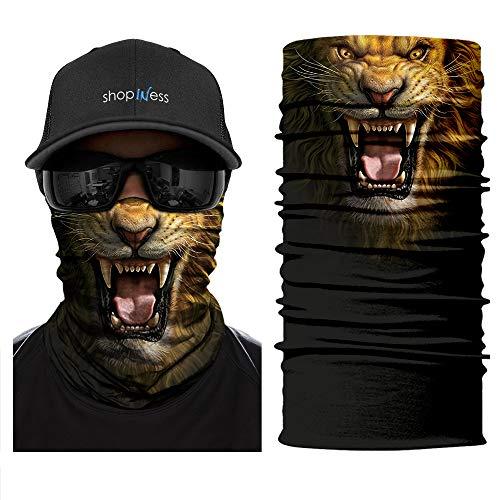 Shopiness scaldacollo multifunzione - lion