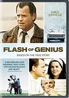 Flash of Genius by Greg Kinnear