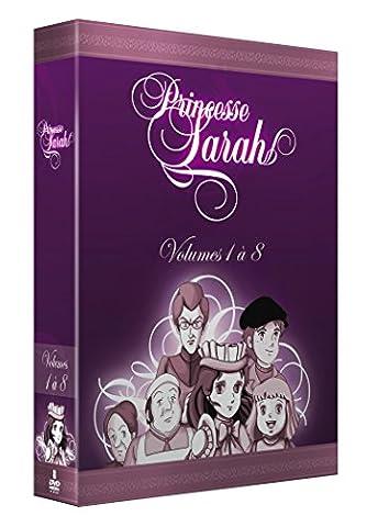 Princesse Dvd - Princesse Sarah - L'intégrale : Volumes 1