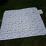 QWEASDZX PicknickmatteCampingmattenStrandmatteStrandmatte PicknickmatteI 150X100CM