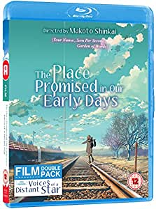 Place Promised in Our Early Days / Voices of a Distant Star - Twin Pack Standard Blu-Ray
