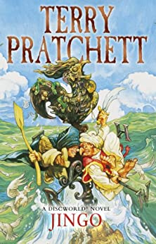 Jingo: (Discworld Novel 21) (Discworld series) by [Pratchett, Terry]