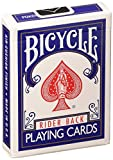 #5: Bicycle Standard Playing Cards, Red/Blue
