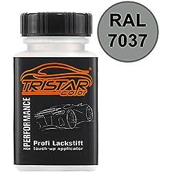 RAL 7037 Staubgrau glänzend Lackstift 50 ml schnelltrocknend