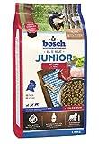 Bosch HPC Junior con agnello e riso | Cibo secco per cani per allevare cuccioli sensibili dal punto di vista nutrizionale, 1 x 1 kg