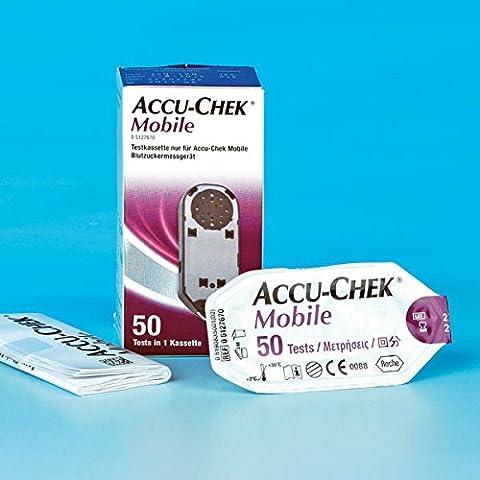 ACCU CHEK Mobile Testkassette, 50