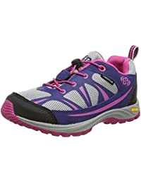 EB kids Range - Zapatos de Low Rise Senderismo Niñas