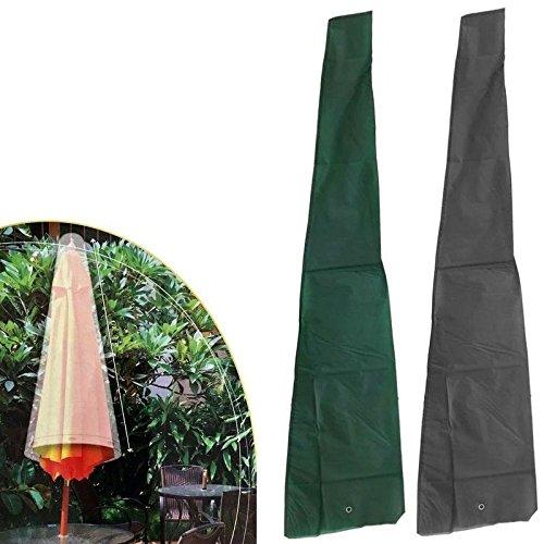 120cm Sonnenschirm Gartenschirm Sonnenschirmhülle Schutzhülle Abdeckplane Abdeckung Hülle Plane