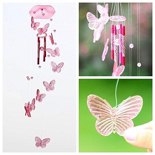 Bolange with Schmetterling Windspiel