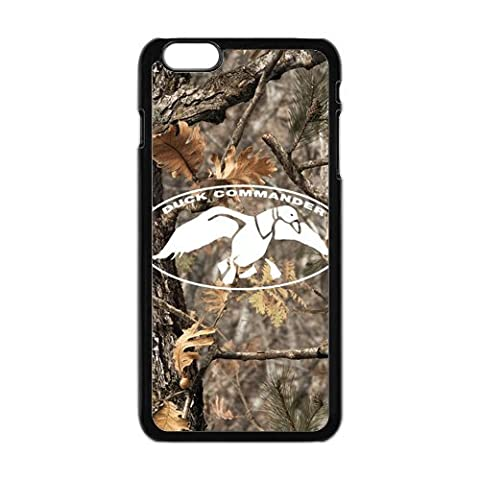 Duck Dynasty Duck Commander Realtree Camo Cell Phone Case for Iphone 6 Plus