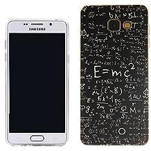 RUIST Funda Samsung Galaxy A3 (2016),Cáscara delgada funda de silicona TPU silicona suave de goma suave de parachoques de la cubierta del caso para Samsung Galaxy A3 (2016) A310 [Shock-Absorción] [Anti-Arañazos]