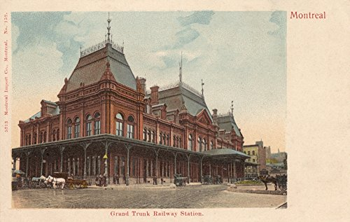 mary-evans-grenville-collins-postcard-collection-montreal-canada-grand-trunk-railway-station-kunstdr