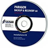 Paragon Backup & Recovery 10 Limited #CD